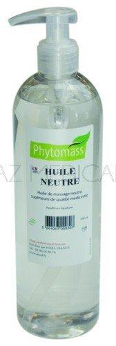 Huile minérale neutre - Le tube de 125 ml.