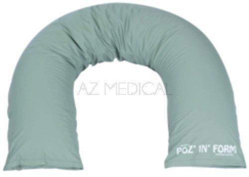 Coussins POZ'IN'FORM® fibres effet mémoire - Coussin semi-fowler dim 200 x 30 cm