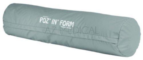 Coussins POZ'IN'FORM® fibres effet mémoire - Coussin cylindrique dim 75 x 18 cm