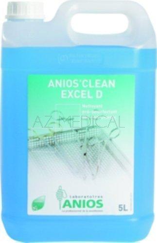 Anios'Clean Excel D (3) - Le bidon de 5 litres