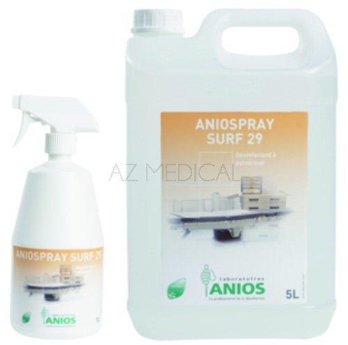 Aniospray Surf 29 (2) (3) - Le flacon de 1 litre