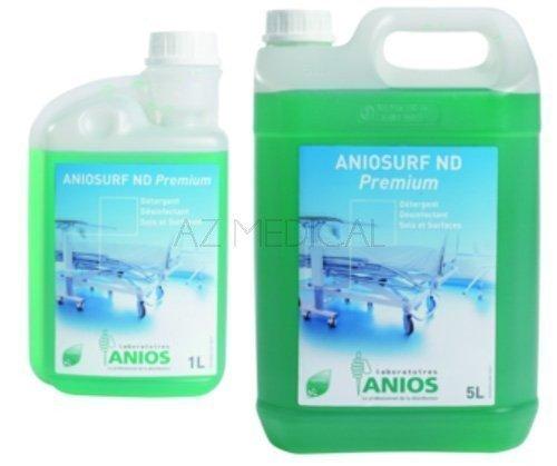 Aniosurf ND Premium (2) (3) - Les 500 doses de 20 ml parfum agrumes