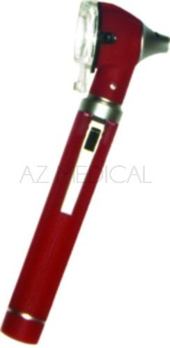 COMEDLIGHT FO - L'otoscope rouge
