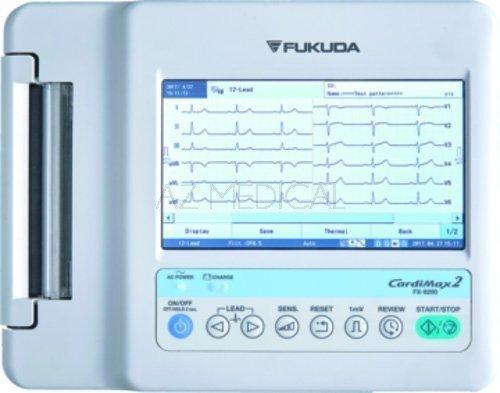 ECG 6 pistes Cardimax FX-8200