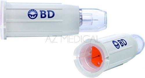 Aiguilles à stylo sécurité BD Duo - Dim 5 x 0,33 mm