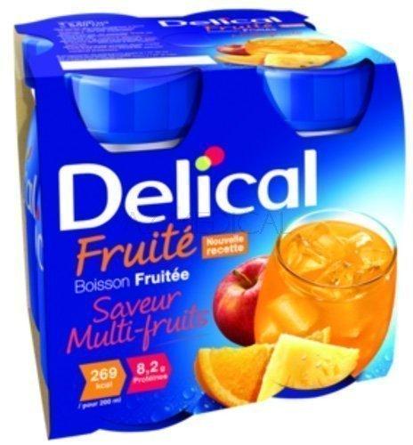 Delical Boisson Fruitée HC - Multi-fruits