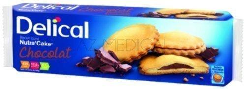 Delical Nutra'cake - Chocolat