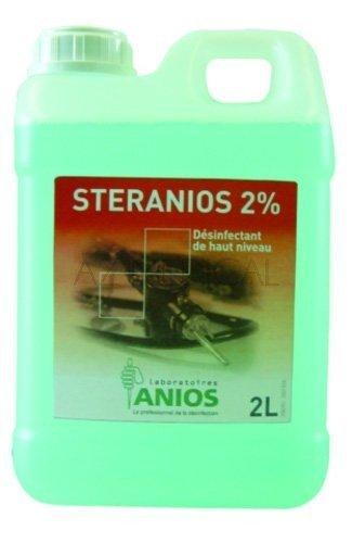 Stéranios 2% (3) - Le bidon de 2 litres