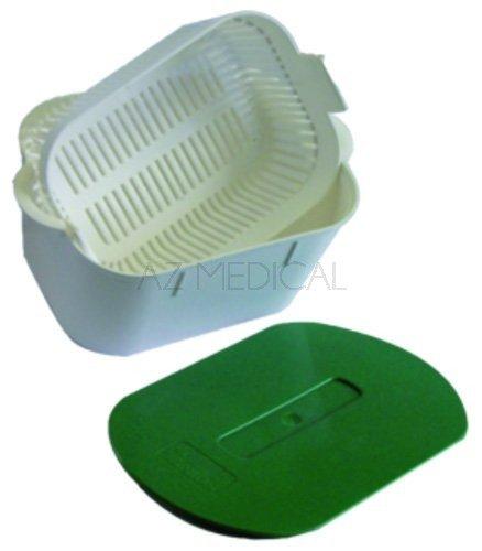 Instrubac - Le bac de 2 litres, couvercle plein