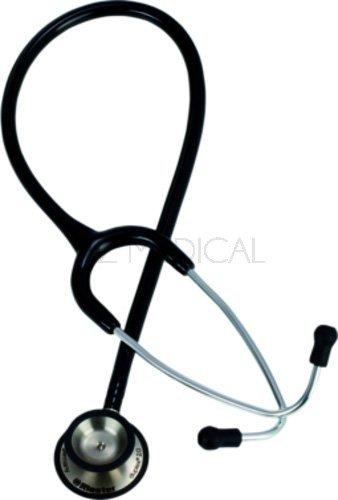 Stéthoscope Duplex 20 - Le stéthoscope Acier coloris noir