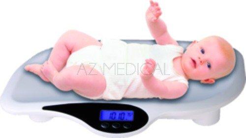 Pèse-bébé électronique Babycomed