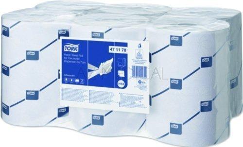Essuie-mains rouleau pour distributeur électronique - Laize de 19,5 cm pour distributeur H12