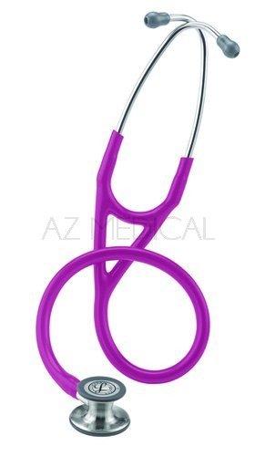Stéthoscope 3M™ Littmann® Cardiology IV™ - Le stéthoscope framboise