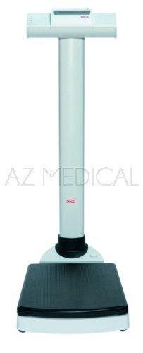 SECA 704* pèse-personne à colonne sans fil d'une capacité de 300 kg (III)