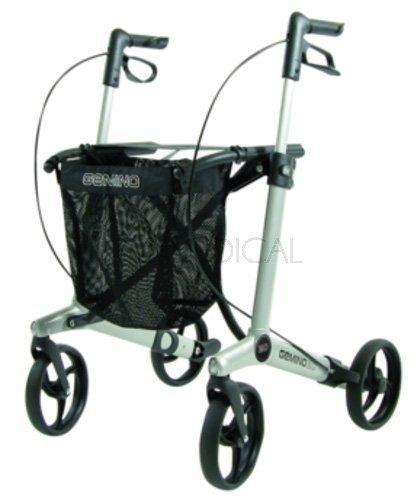 Rollators Gemino 4 roues - Gemino 20, gris