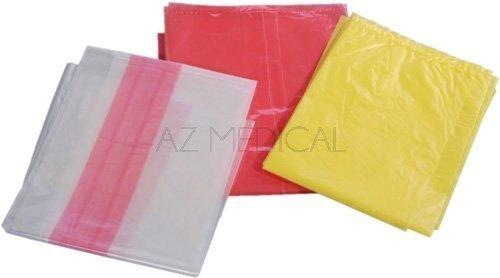 Sacs hydrosolubles - Le carton de 200 sacs transparents (eau froide)