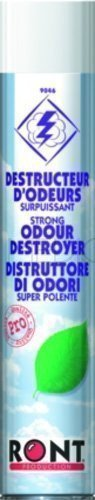 Aérosol destructeur d'odeurs