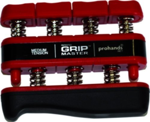 Gripmaster - Coloris rouge