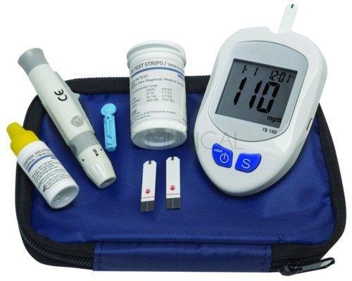 Kit d'autosurveillance glycémique - Le kit