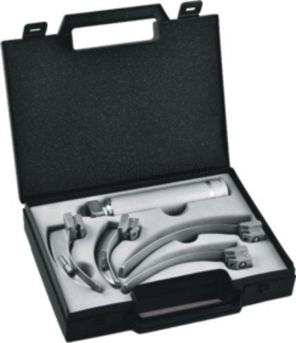 Coffret laryngoscope lumière traditionnelle