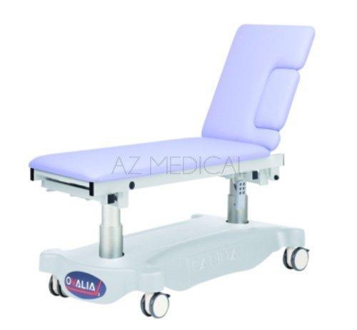 Ovalia V2 Dermatologie - Le divan à pédale