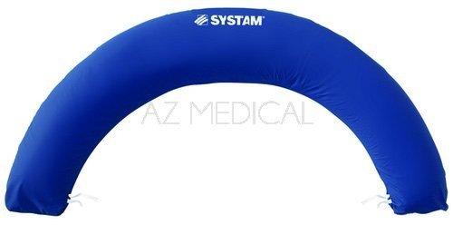 Coussins Microbilles ou Microfibres - Coussin demi-lune dim 135 x 85 cm (Easyshape® System)