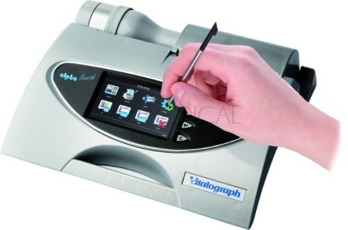 Spiromètre électronique Alpha Touch - Les 100 embouts Ø 22 mm à usage unique