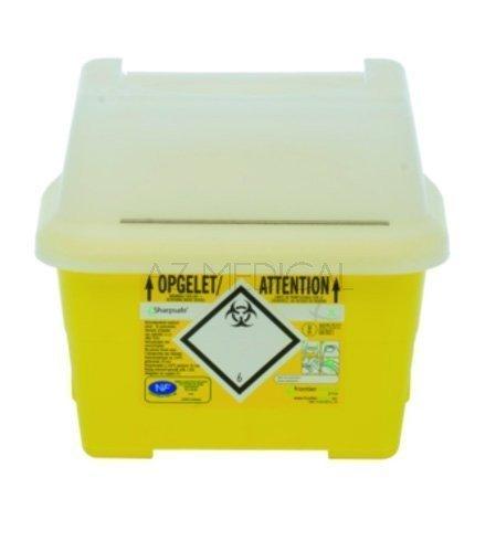 Modèles Sharpsafe™ - Récupérateurs 2 litres avec clapet