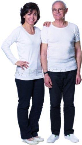 Tee-shirt spécial corset - Femme manches longues