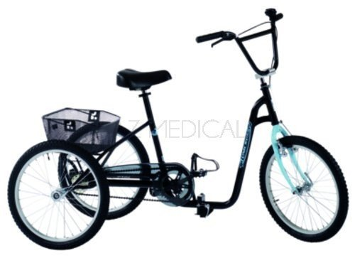 Tricycle Tonicross Plus - Taille 4 surbaissé