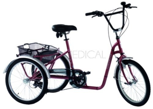 Tricycle Tonicross City - Tonicross City Adulte