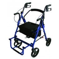 Rollator Sit'n roll II 4 roues