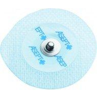 Electrodes prégélifiées textile contact métal - Dim 50 x 48 mm