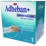 Bande élastique adhésive 3M™ Adheban Plus* - Dim. 5 cm x 3,6 m.