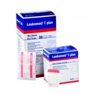 Leukomed® T plus pansement post-opératoire - La boîte de 50, dim 5 x 7,2 cm