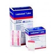 Pansements post-opératoires Leukomed® T plus - La boîte de 50, dim. 10 x 20 cm.