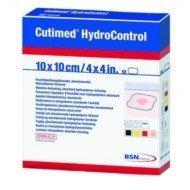 Cutimed® HydroControl régulateur d'humidité - La boîte de 10, dim 10 x 10 cm