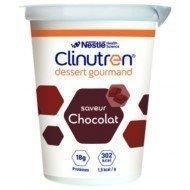 Clinutren® dessert Gourmand Sans lactose - Chocolat