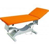 Quest électrique - Le divan avec patins et sellerie plate 75 cm