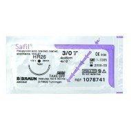 Safil® résorbable - Safil violet 2/0 L 70 cm HS26