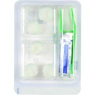 Set d'ablation de suture - Le carton de 5 sets.