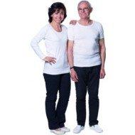 Tee-shirt spécial corset - Femme manches courtes