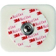 Electrodes 3M™ Red Dot™ - Rectangulaires 4 x 3,5 cm