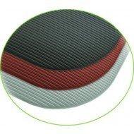 Natte flottante - Dim L 185 x l 60 cm Coloris rouge, vert ou bleu