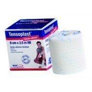 Bande élasto-adhésive haute tolérance Tensoplast® - La bande, dim. 2,5 m x 8 cm HB.