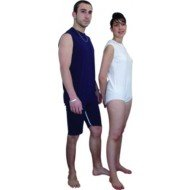Body long ou court - Body long Ouverture dos et entrejambe