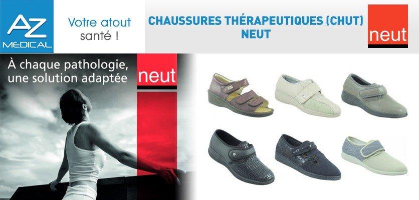 Les chaussures thérapeutiques (CHUT) -  NEUT
